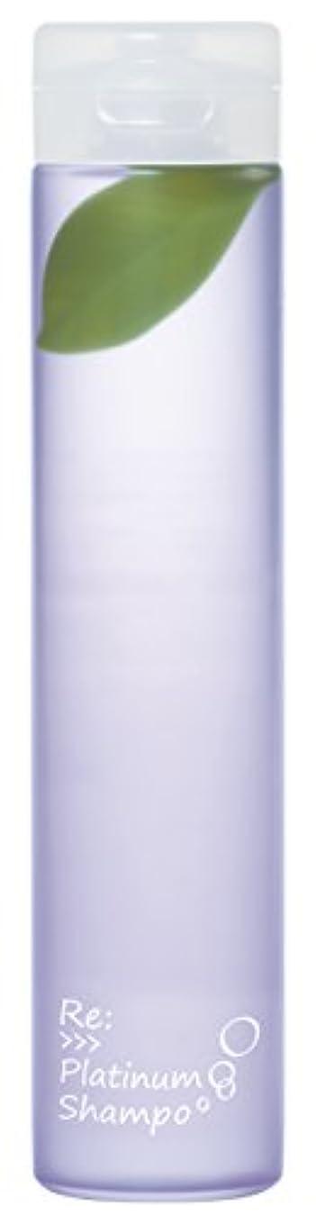 に慣れしなやか優雅なアジュバンRE:プラチナムシャンプー 300ml