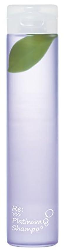 炭水化物乱れ予防接種アジュバンRE:プラチナムシャンプー 300ml
