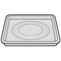 シャープ オーブンレンジ用 角皿<1枚>(350 416 0167)