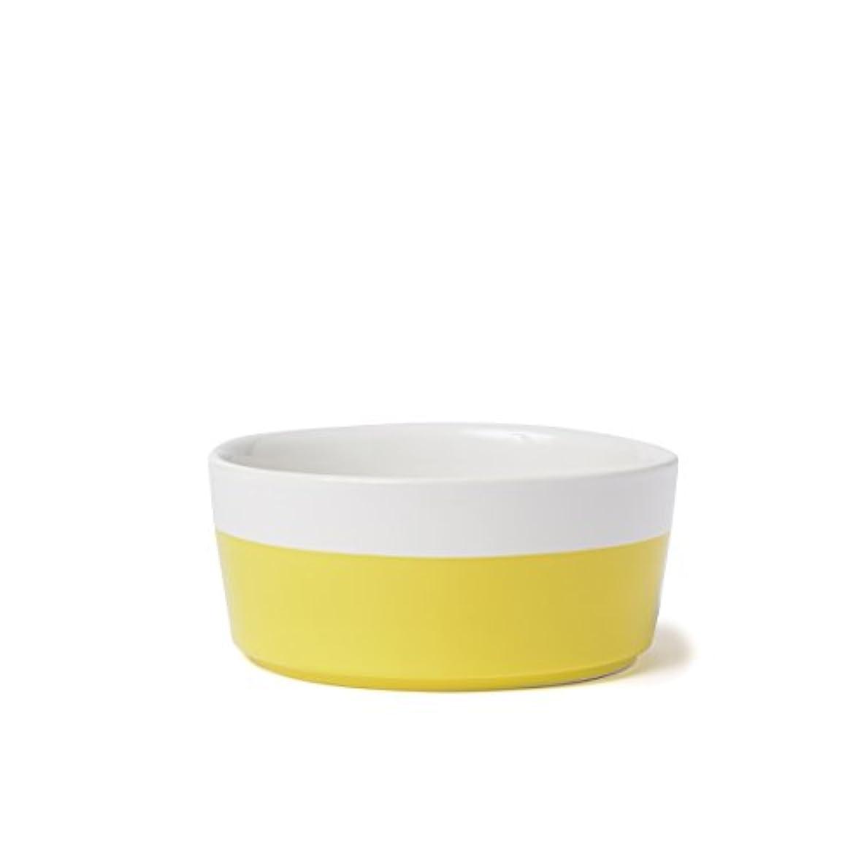 Waggo Dipper Bowl - こんにちはイエロー - 小 - 2 x 5.25インチWaggo