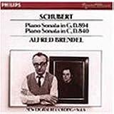 Schubert:Piano Sonatas D894/40