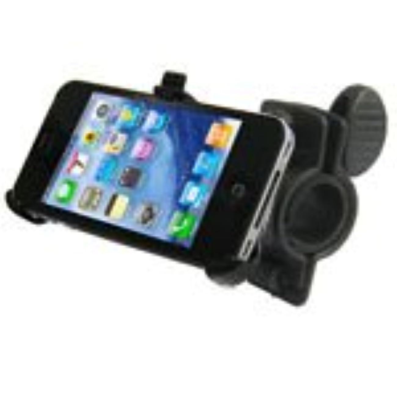 ポーン忠実なめまいWTYDアウトドアツール iPhone 4&4S用ユニバーサル自転車マウント(自転車ホルダー) 自転車の部品