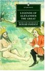 Legends of Alexander the Great (Everyman's Library)