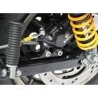 アクティブ(ACTIVE) リアキャリパーサポート/ブラック brembo 40mm左用&スタンダードローター対応 【HARLEY XL883/120('00-'03)※シャフト径3/4インチ】 1470053B