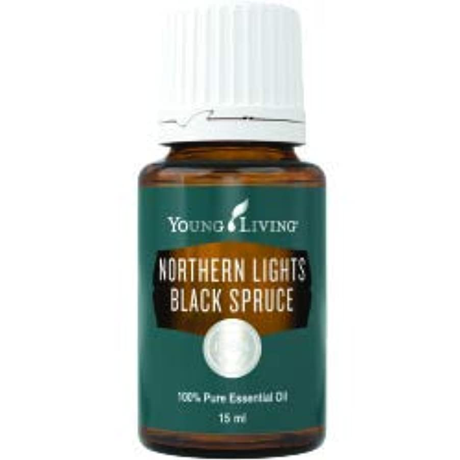 洗うエンドウキュービックノーザンライツブラックスプルースエッセンシャルオイル15ml byヤングリビングエッセンシャルオイルマレーシア Northern Lights Black Spruce Essential Oil 15ml by Young...