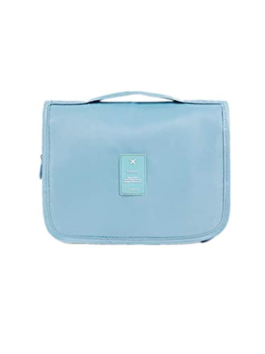 コーン認証飛び込むChennong 多機能旅行収納バッグ、携帯用モバイルウォッシュバッグ、大容量、防水化粧品バッグ