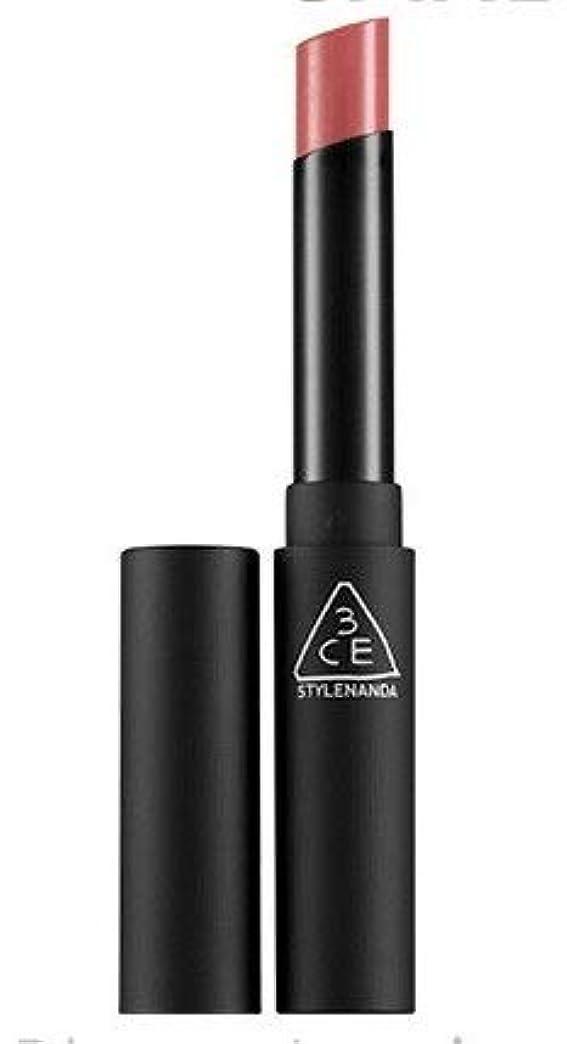 獣不従順トラクター3CEスリムベルベットリップカラー Slim Velvet Lip Color (# SAND LILY) [並行輸入品]