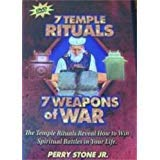 7 Temple Rituals, 7 Weapons of War Dvd: The Temple Rituals Reveal How to Win Spiritual Battles in Your Life! Perry Stone