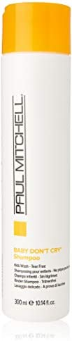 Paul Mitchell Baby Dont Cry Shampoo for Unisex, 10.14 oz, 304.2 milliliters