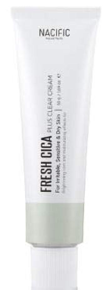 サッカーほこり選出する[Nacific] Greenpair Plus Clear Cream 50ml / [ナシフィック] グリーンペア プラス クリア クリーム 50ml [並行輸入品]