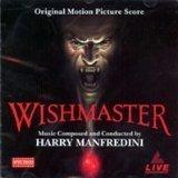 Wes Craven's WISHMASTER-Original Soundtrack Recording by Harry Manfredini