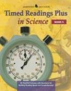 Timed Readings Plus in Science: Book 5