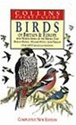 Birds of Britain & Europe: With North Africa & the Middle East (Collins Pocket Guide)