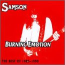 Burning Emotion: Best of 1985-90