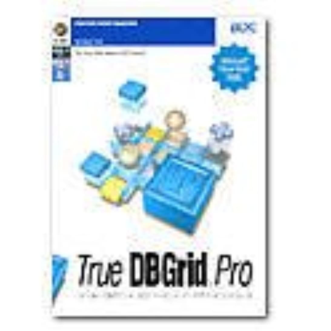 害虫銀河静かにPowerToolsシリーズ True DBGrid Pro Ver.7.0J