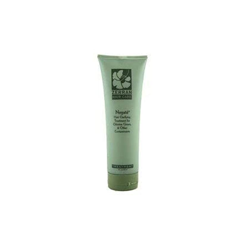 通訳代名詞スマートZerran Hair Care 塩素グリーン&その他の汚染物質のためのZerran否認髪クラリファイングトリートメント - 8オンス 8オンス