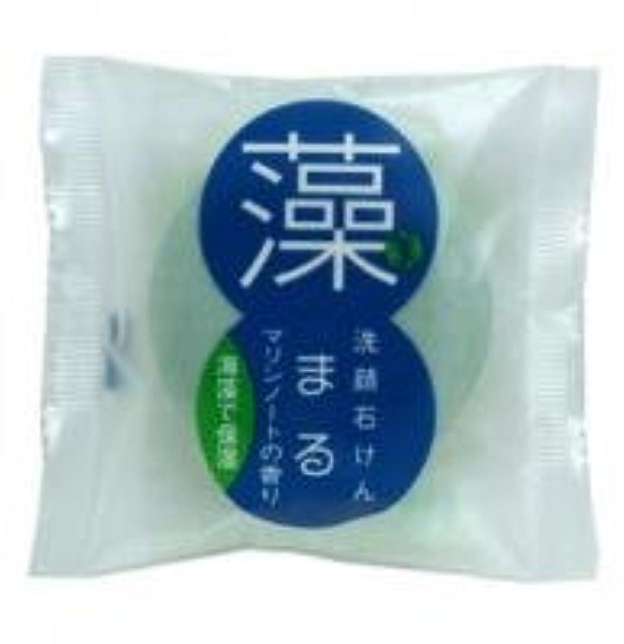 サーマル味付けステレオタイプまる 洗顔石けん 海藻