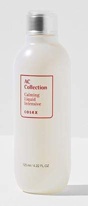 潜在的な誰の適度な[COSRX] AC Collection_Calming Liquid Intensive125ml /カミングリキッドインテンシブ125ml [並行輸入品]