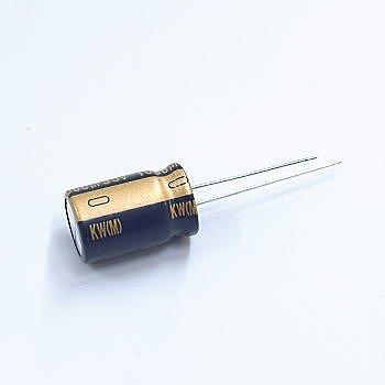ニチコン アルミ電解コンデンサー(オーディオ用標準品)35V...