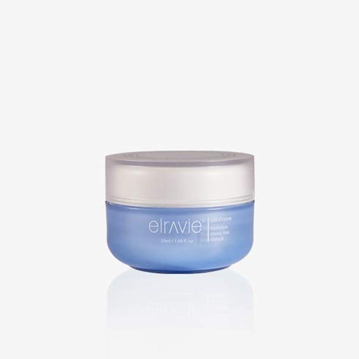 非難する遮る炎上エラヴィー[Elravie] ダーマハイドロエクステンデッドハイジェルクリーム50ml / Derma Hydro Extended Hyal Gel Cream