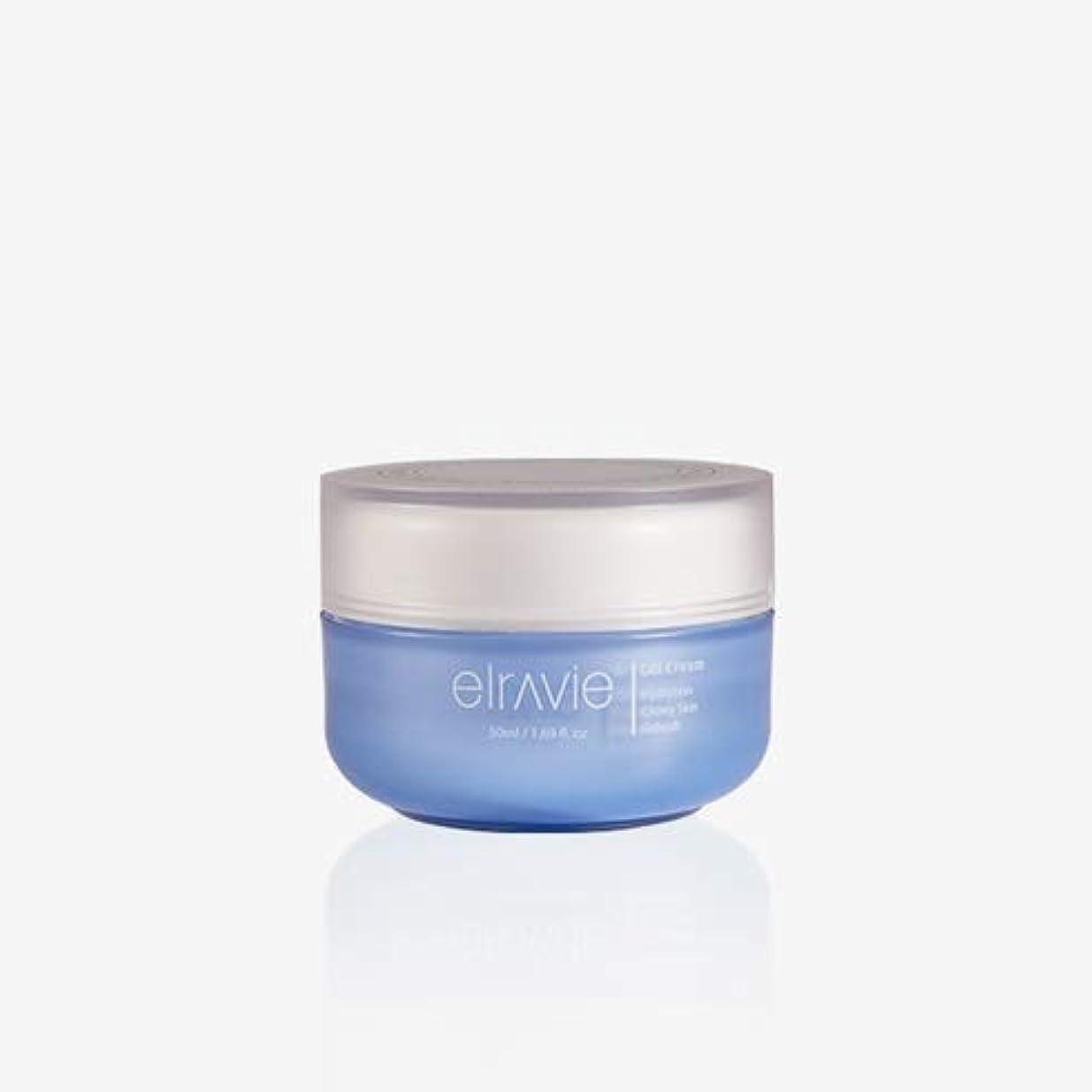 目に見える支出アンティークエラヴィー[Elravie] ダーマハイドロエクステンデッドハイジェルクリーム50ml / Derma Hydro Extended Hyal Gel Cream