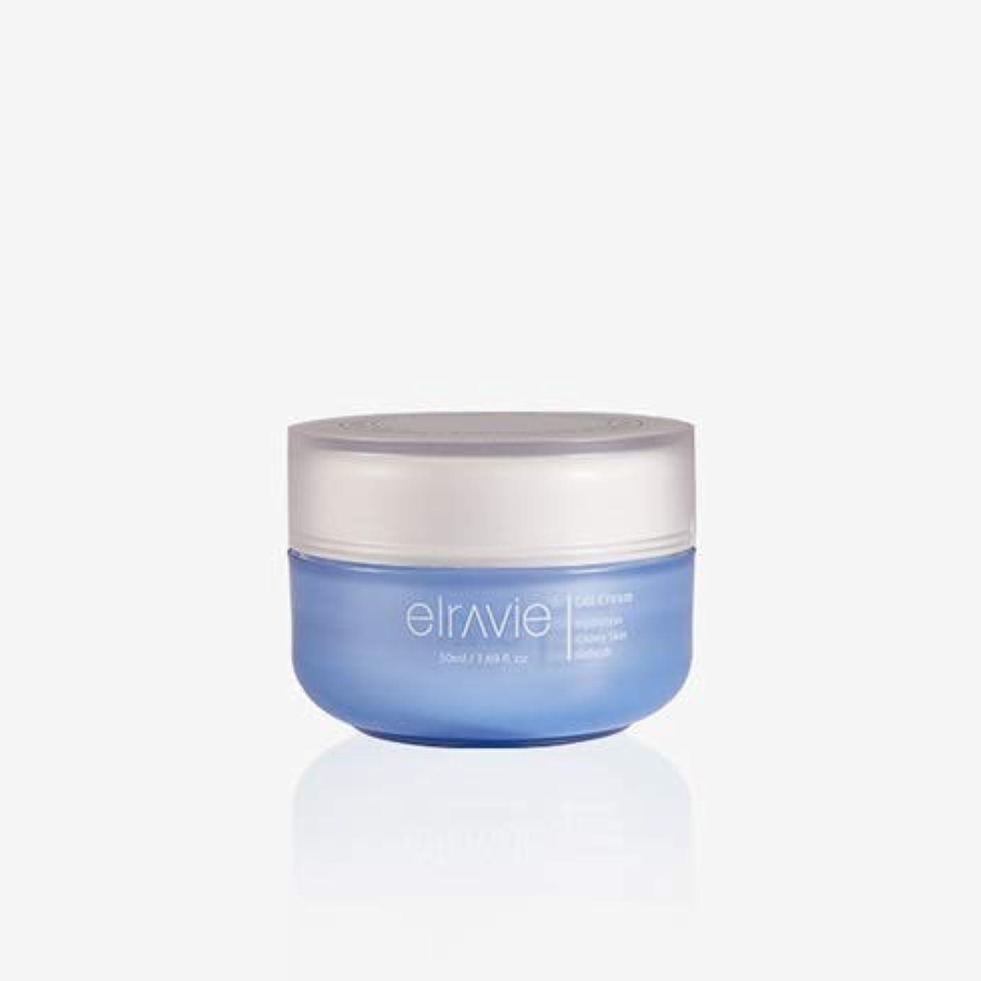 一掃する半ば欺くエラヴィー[Elravie] ダーマハイドロエクステンデッドハイジェルクリーム50ml / Derma Hydro Extended Hyal Gel Cream