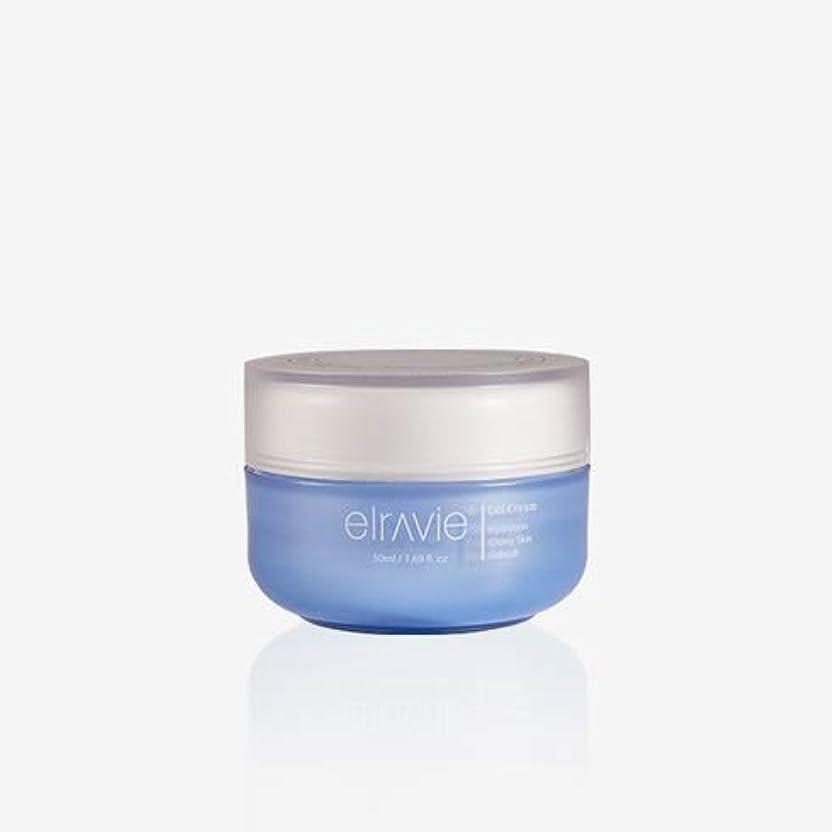 コンパイル唯物論することになっているエラヴィー[Elravie] ダーマハイドロエクステンデッドハイジェルクリーム50ml / Derma Hydro Extended Hyal Gel Cream