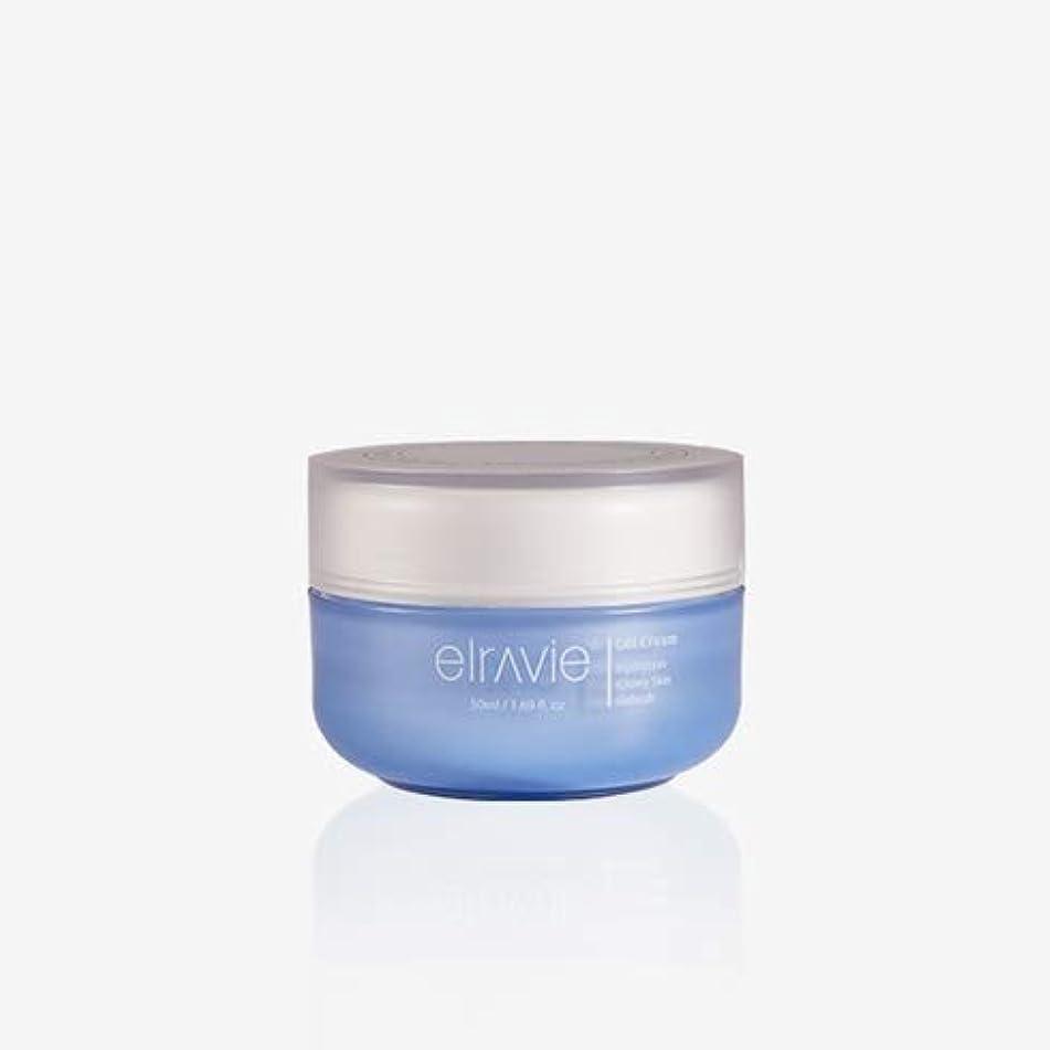 ミントそれにもかかわらず失望させるエラヴィー[Elravie] ダーマハイドロエクステンデッドハイジェルクリーム50ml / Derma Hydro Extended Hyal Gel Cream