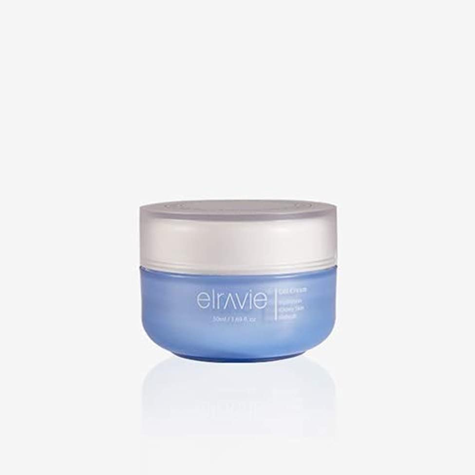 溶接ロッジ禁輸エラヴィー[Elravie] ダーマハイドロエクステンデッドハイジェルクリーム50ml / Derma Hydro Extended Hyal Gel Cream