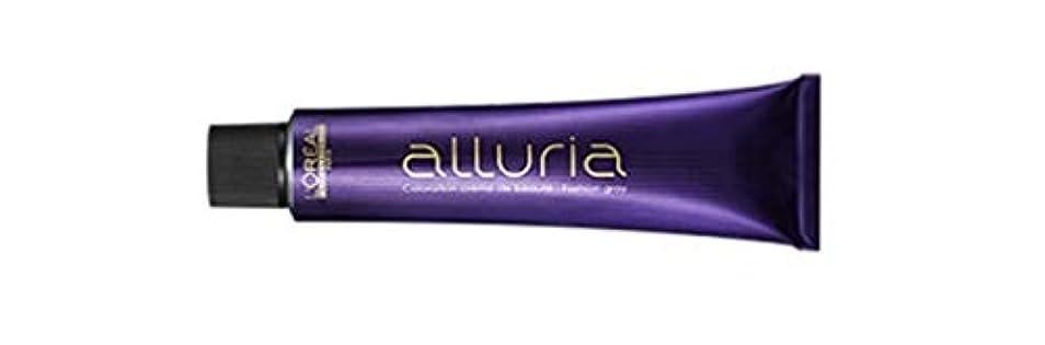 タンパク質貫入写真のロレアル アルーリア ファッショングレイ 90g モカブラウン L7
