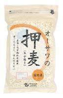 オーサワジャパン オーサワの押麦(五分搗き) 300g×8個