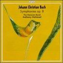 J.C.Bach;Symphonies
