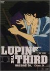 LUPIN THE THIRD second tv,DVD Disc9
