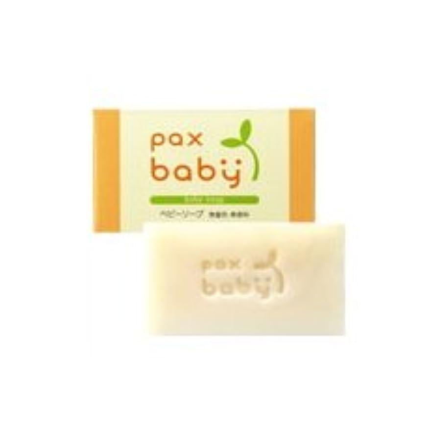焼く規定呼吸する太陽油脂 pax baby パックスベビー ソープ 100g[cosme]