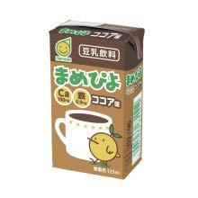 マルサン まめぴよ ココア味 125ml ×24本