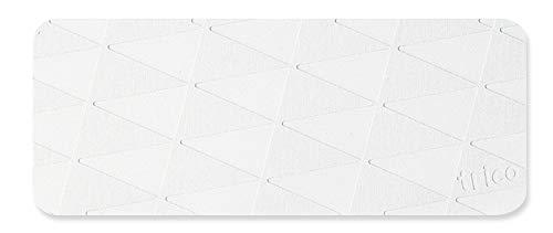 trico 珪藻土 ディスペンサートレイ 20cm × 8cm グレー CTZ-14-01