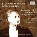 Conducts Tchaikovsky: Sympony 5 / Romeo & Juliet
