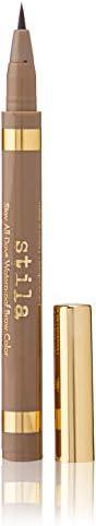 Stila Stay All Day Waterproof Brow Color - Medium by Stila for Women - 0.02 oz Eyebrow, 0.7 ml