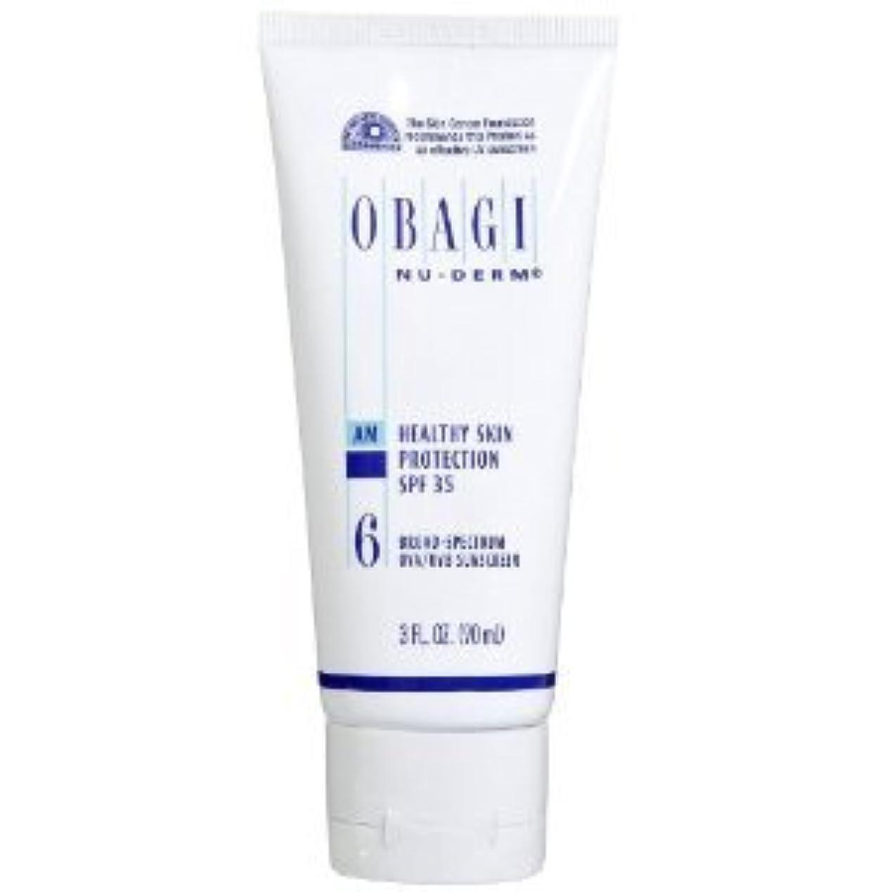 努力証言葬儀オバジ ニューダーム スキンプロテクション サンスクリーン(SPF35) Obagi Nu-Derm Healthy Skin Protection SPF 35 Sunscreens