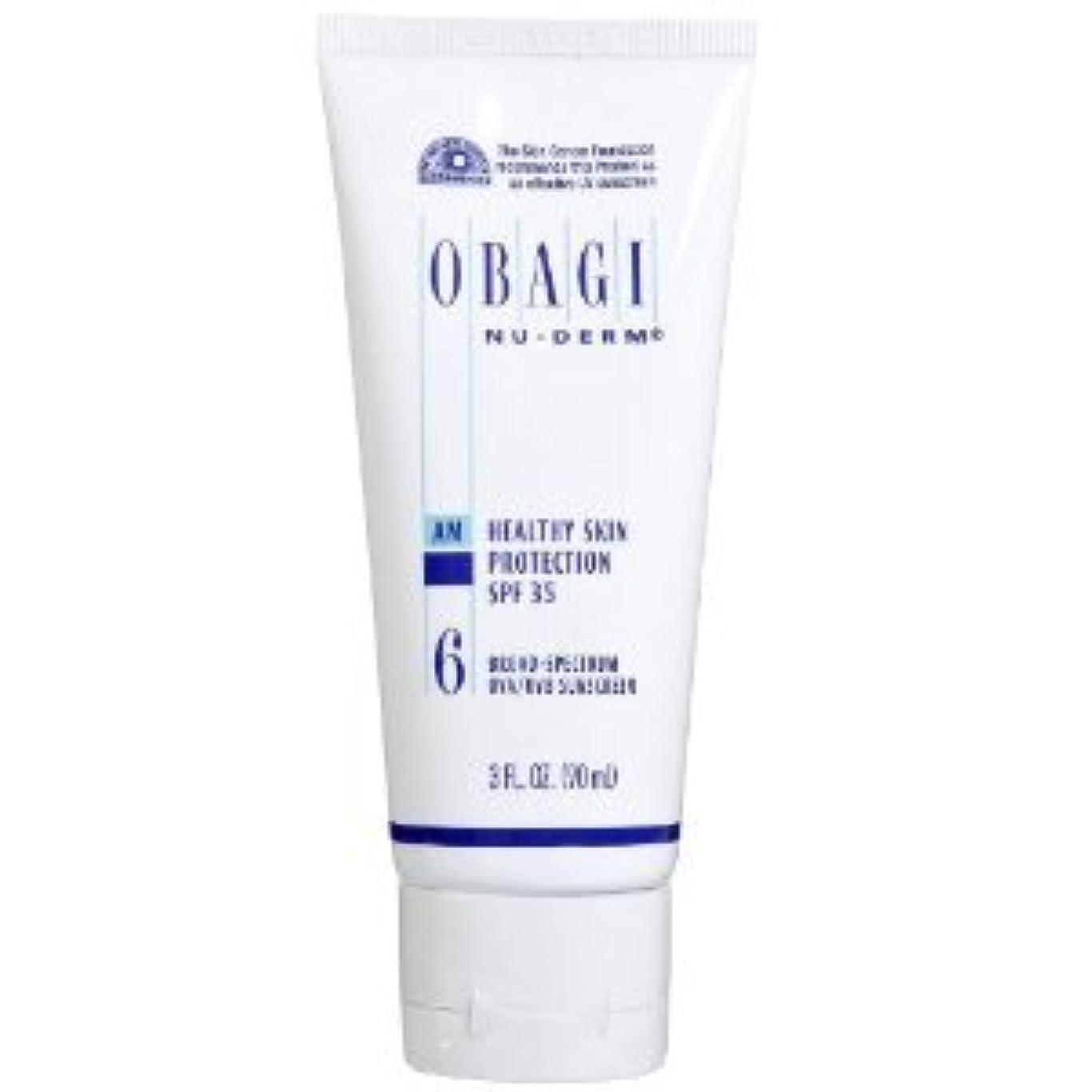 どっちうめき声拡散するオバジ ニューダーム スキンプロテクション サンスクリーン(SPF35) Obagi Nu-Derm Healthy Skin Protection SPF 35 Sunscreens