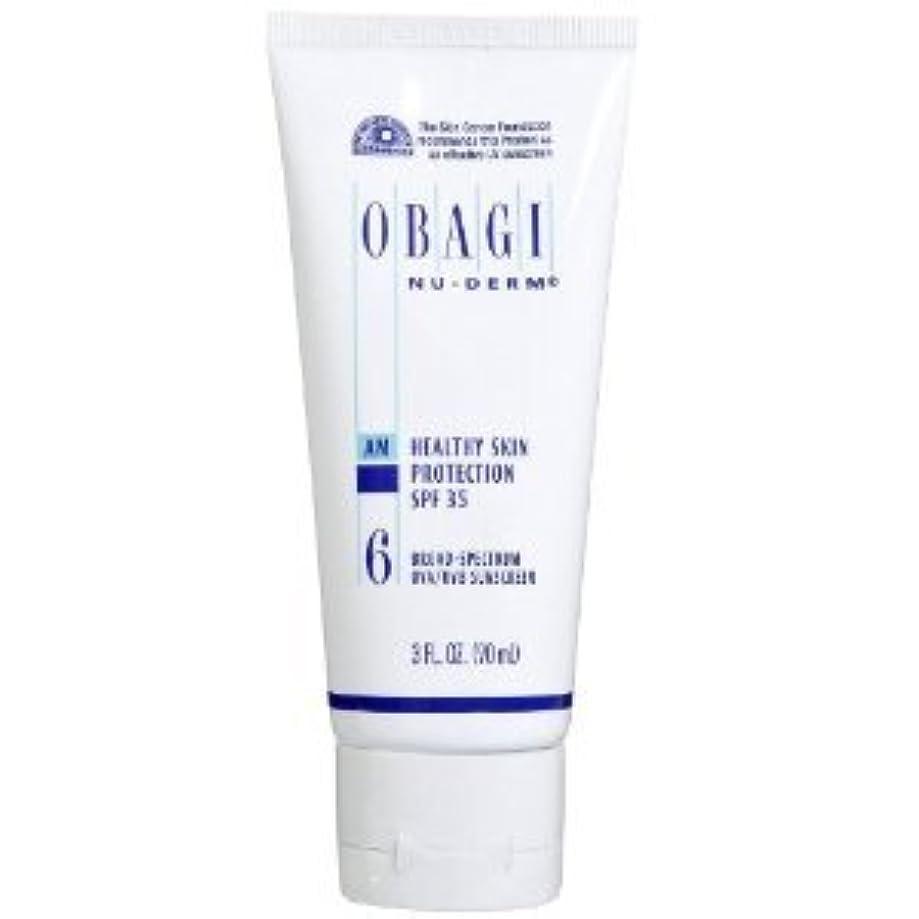 オリエントメニューマーチャンダイジングオバジ ニューダーム スキンプロテクション サンスクリーン(SPF35) Obagi Nu-Derm Healthy Skin Protection SPF 35 Sunscreens