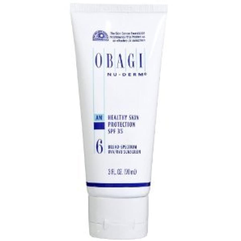 一口ヒットメイエラオバジ ニューダーム スキンプロテクション サンスクリーン(SPF35) Obagi Nu-Derm Healthy Skin Protection SPF 35 Sunscreens