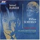 Barber/Schumann: Choral Music