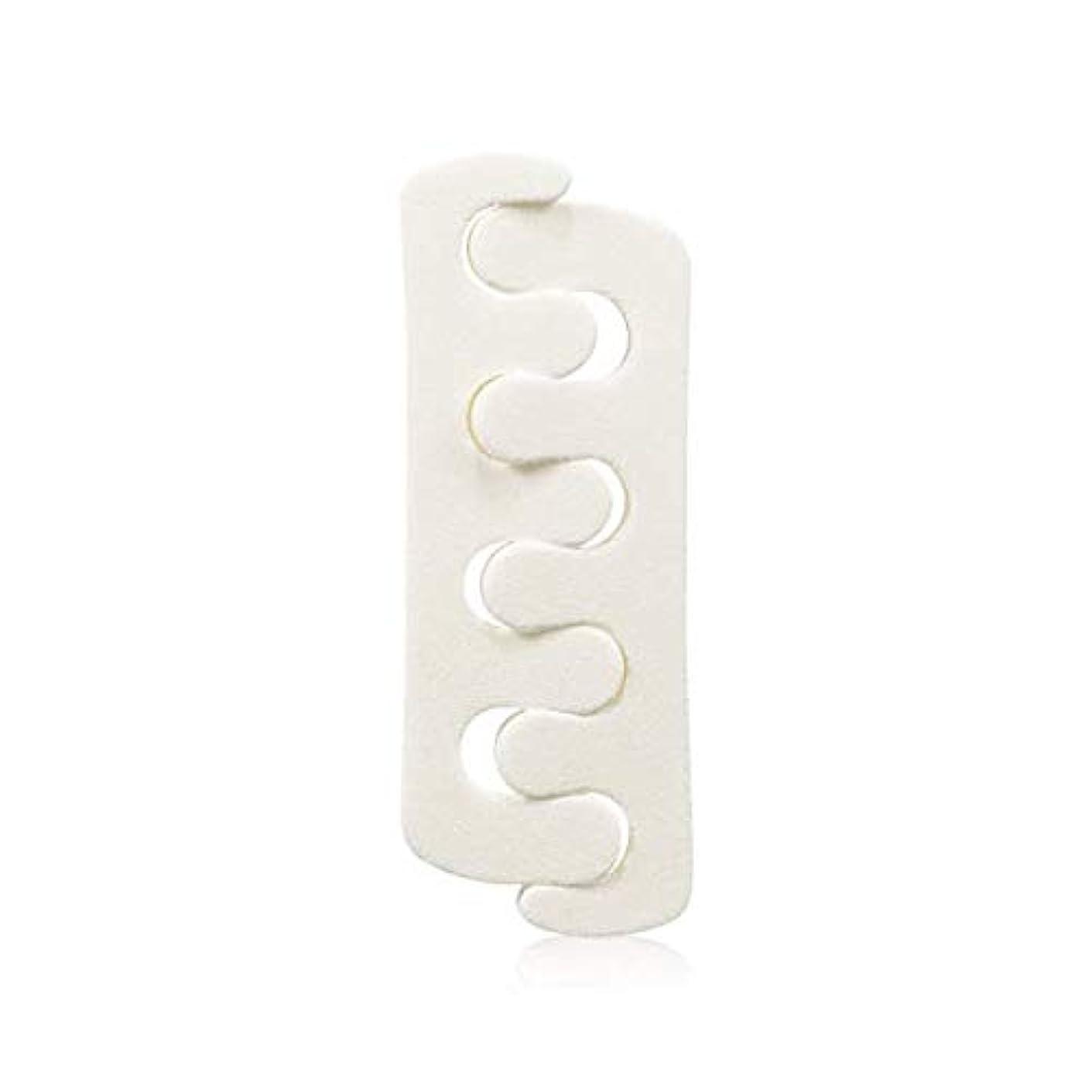 アルコール辛なデクリメント[イニスフリー.innisfree]ビューティーツールペディキュア台Beauty Tool Toe Separators For Pedicure_簡単かつ手軽にペディキュアを助けてくれるつま先台