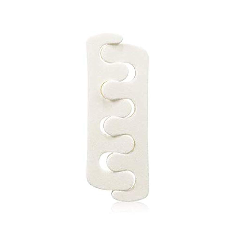 シャワーシェル晩餐[イニスフリー.innisfree]ビューティーツールペディキュア台Beauty Tool Toe Separators For Pedicure_簡単かつ手軽にペディキュアを助けてくれるつま先台