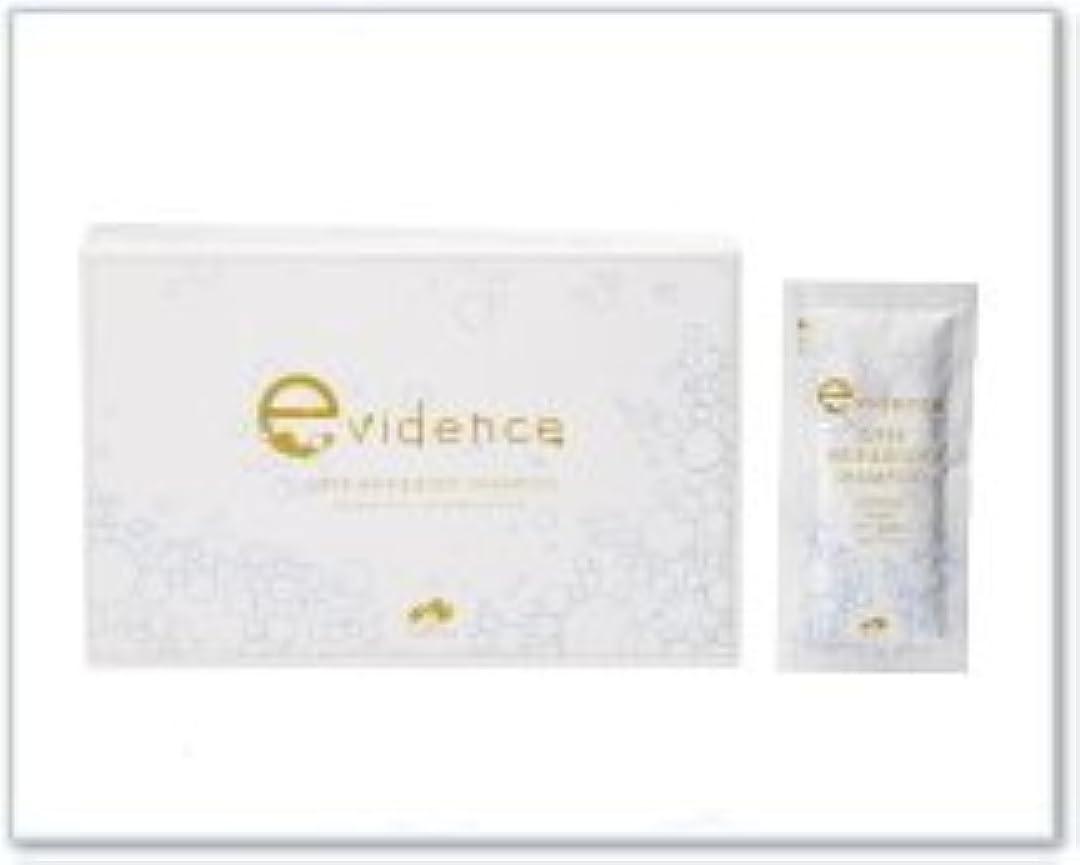 詩それる指紋CAC エヴィデンス スーパーヘアー&ボディシャンプーE 10ml x 30包