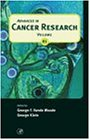Advances in Cancer Research, Volume 81