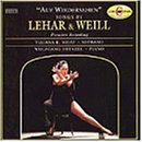 The Songs of Leher & Weill