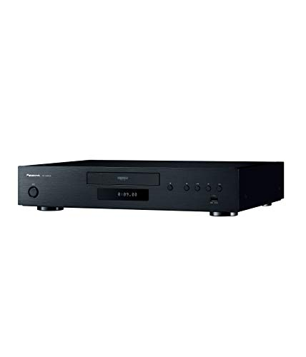 パナソニック ブルーレイプレーヤー Ultra HDブルーレイ対応 DP-UB9000-K