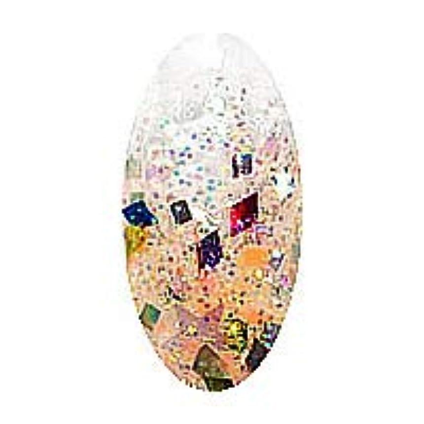 花瓶適合するやるグラスネイルカラーミックス 【ポップオレンジ】【GCP32】